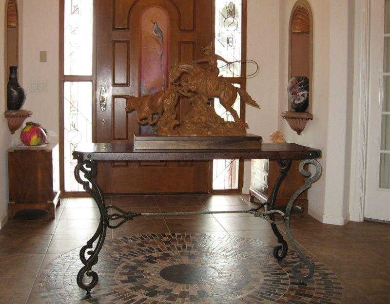 Al & Bev Voirin home 2007 (1)