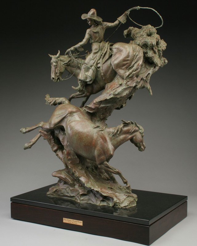 Wild Horses, Wilder Women